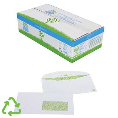 Image Enveloppes mécanisables 100% Recyclées 7211466L 02