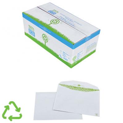 Image Enveloppes mécanisables 100% Recyclées 7211465K 02