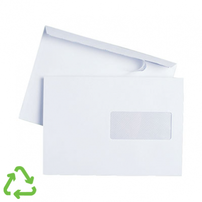Image Enveloppes mécanisables 100% Recyclées 7211466L 03