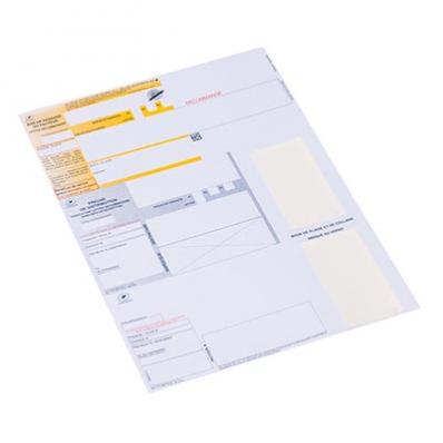 Image Boîte de 1000 Supports recommandé A4 bureautique sans AR sans Code-barre 7208912H 01