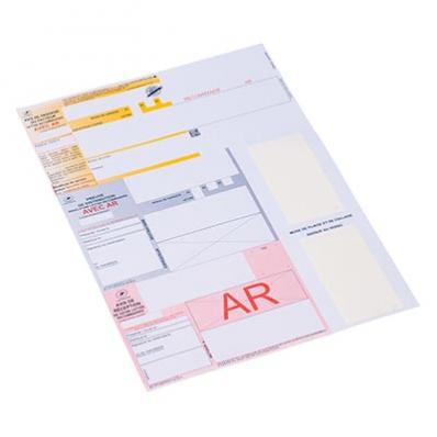 Image Boîte de 1000 Supports recommandé A4 bureautiques avec AR sans Code-barre 7208913J 01