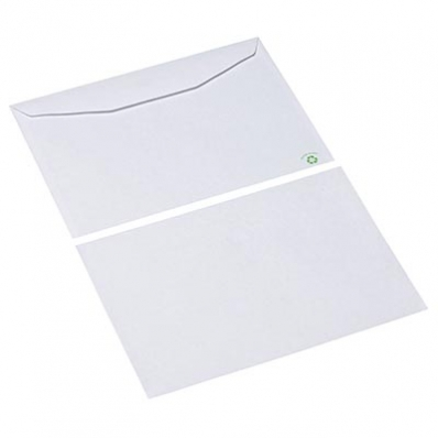 Image Enveloppes mécanisables 100% Recyclées 7211465K 01