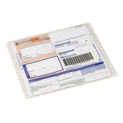 Image 10 liasses Colissimo Domicile Avec Signature Outre-mer pour Machine à Affranchir 7212554B 01