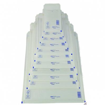 Image Lot de 100 Pochettes à bulles d'air blanches 7208550F 01