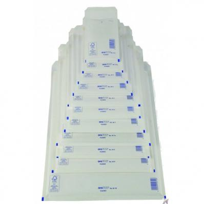 Image Lot de 100 Pochettes à bulles d'air blanches 7208551G 01