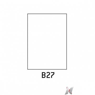 Image Boite de 100 planches de 1 étiquette 210x297mm 7210997E 01