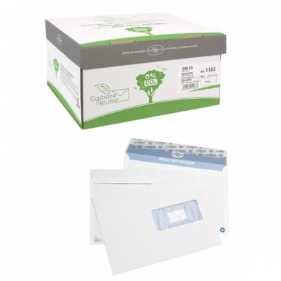 Image Enveloppes auto-adhésives Carbone Neutre 7211481C 02
