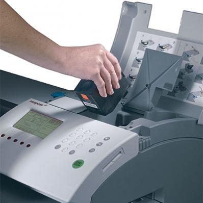 Image IJ-65/70/75/80/85: Cartouche d'encre pour machine à affranchir IJ-65/70/75/80/85 ou SX800/900/1000/1100 4135567G 03