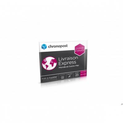 Image Prêt à Expédier Chrono Express Monde - Enveloppe 1Kg 7208896R 01