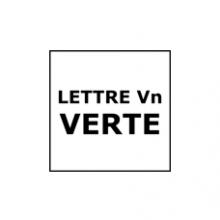 Image Mention postale Lettre Verte LN IJ-35 à IJ-110 A0005316 01