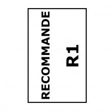 Image MENTION POSTALE RECOMMANDE R1 4143284V 01