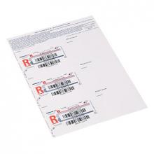 Image Boîte de 250 Supports recommandé A4 bureautique International sans AR avec Code-barres 7210973E 01