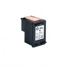 Image Cartouche d'encre noire pour imprimante HP301XL CH563E 7212078F 01