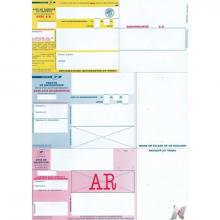 Image Boîte de 1000 Supports recommandé A4 bureautique avec AR avec Code-barre 7208911G 01