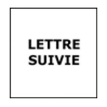 Image Mention Postale Lettre Suivie 24X15 4143254P 01
