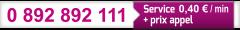 Numéro de téléphone Quadient